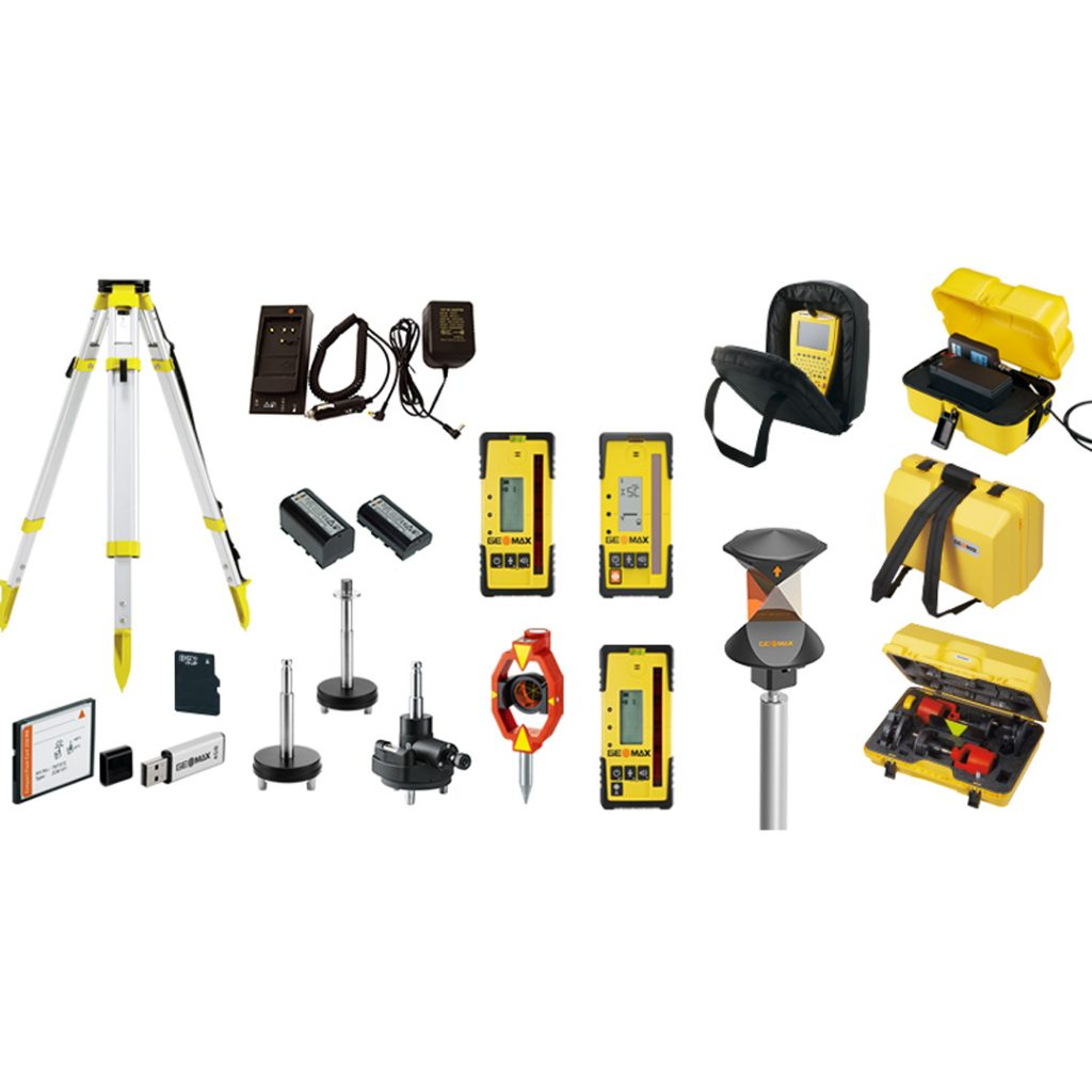 accesorios geomax